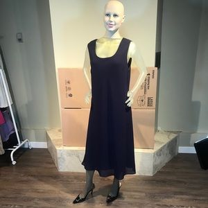 3/$15 Sleeveless Purple Dress, Size 18